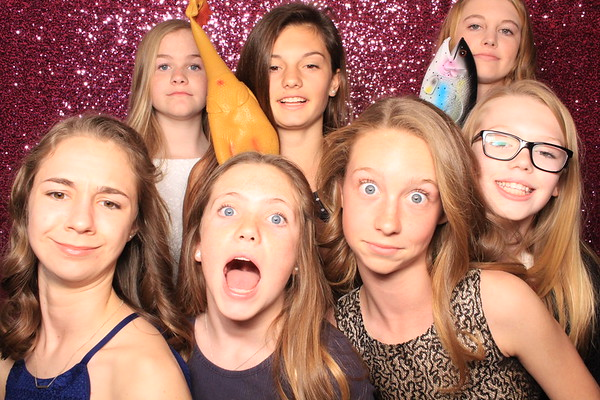 Emily and Gabby's Bat Mitzvah