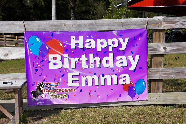 Emma's 3rd Bday
