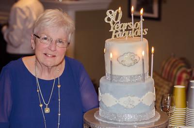 Emma's 80th Birthday