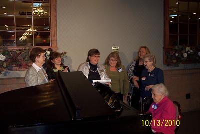 Emmaus House Benefit Dinner 10/13/2010