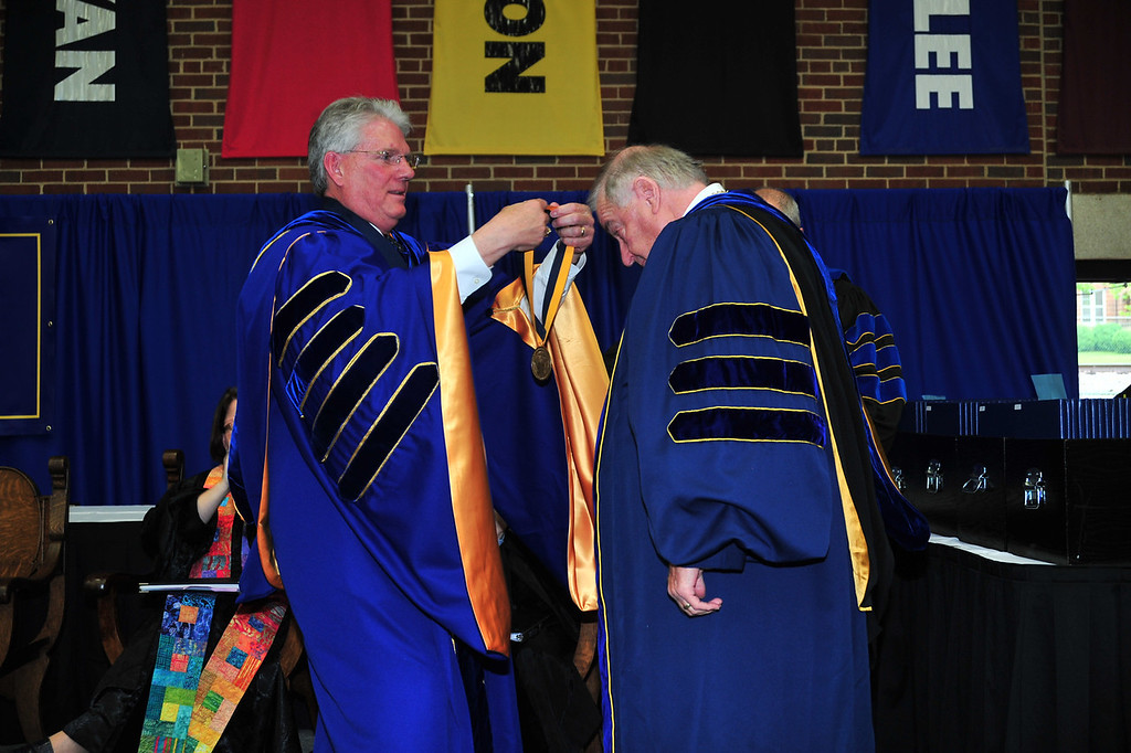 2014 Emory & Henry College Commencement Ceremony