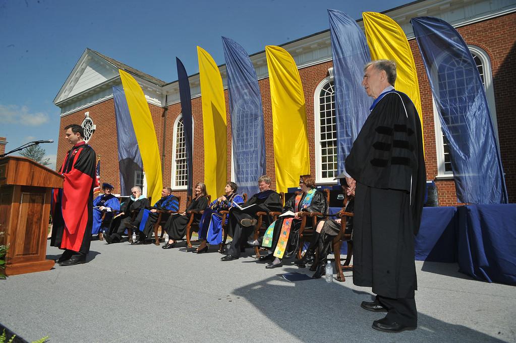 EHC Commencement 2011