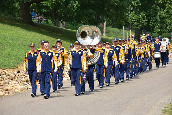 E&H Marching Band