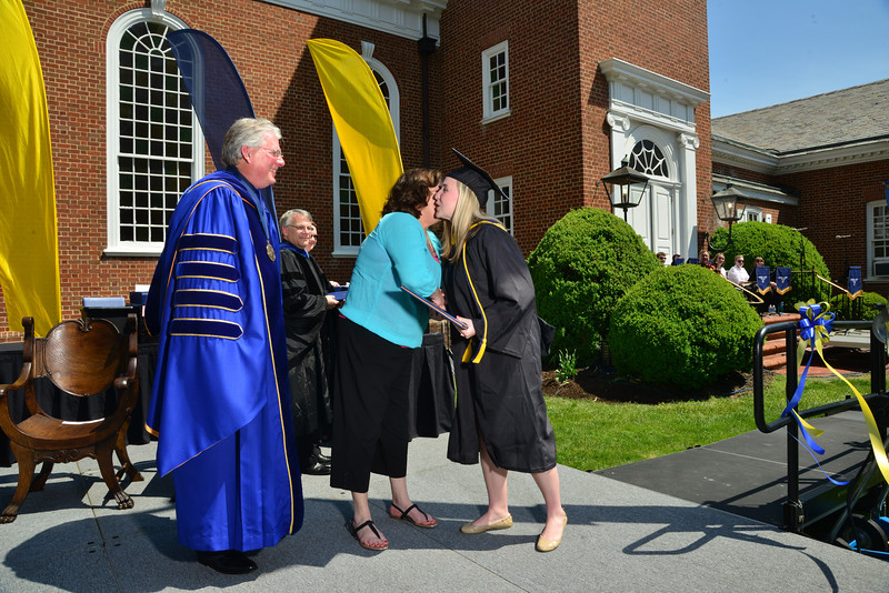Emory&Henry Commencement 2015