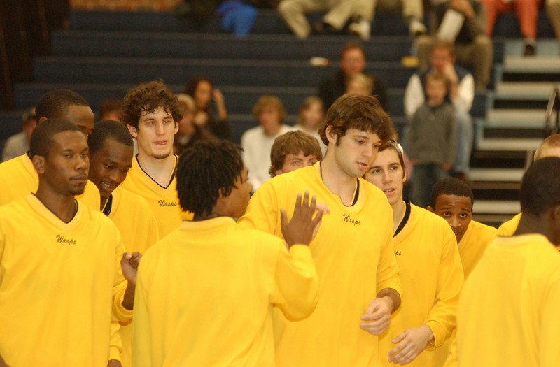 Emory&Henry vs Greensboro 2007. photos by David Grace
