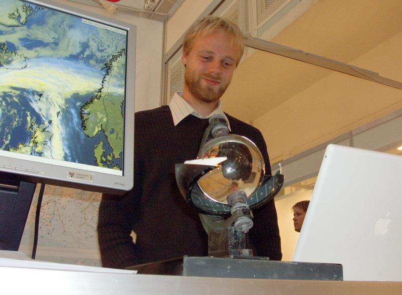 Vísindavaka 2006