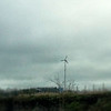 small-scale wind turbine at the Erma Byrde Center<br /> Beckly, WV<br /> (from Tim Meko, NEED's Creative Director)