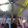 Ninacorleys class <br /> Satori school<br /> Galveston tx <br /> Ceiling fan