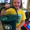 Annie Vieau 8 years old 3rd grade. Nina corleys class satori elementary galveston tx