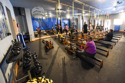 Energy X Fitness Rowing Studio