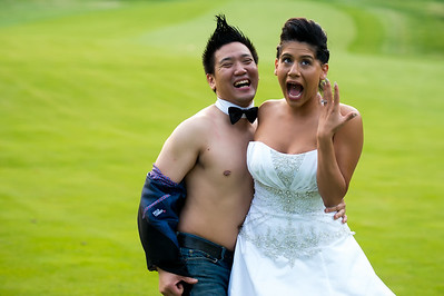 Wedding Shoot Out: Models Tristen and Tam - !!! HELP me !!! he is taking all off:)