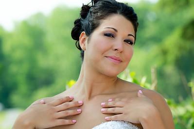 Wedding Shoot Out: Model Sarah