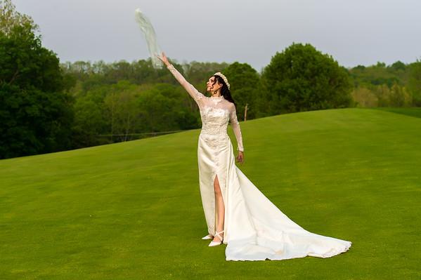 Wedding Shoot Out: Model Lynette