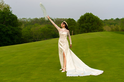 Wedding Shoot Out: Model Lynette