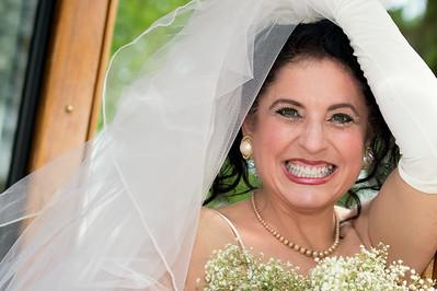 Wedding Shoot Out:  Model Lisa B.