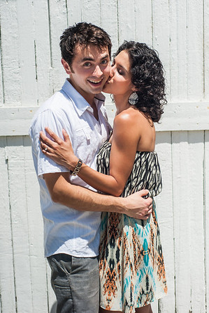 """Adam Ward & Amy Ortiz <br /> Save the Date, Engagement Photos<br /> Aaron Meyers Photography<br /> <a href=""""http://www.aaronmphotography.com"""">http://www.aaronmphotography.com</a>"""