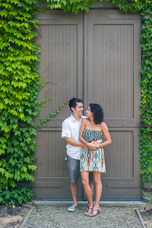 "Adam Ward & Amy Ortiz <br /> Save the Date, Engagement Photos<br /> Aaron Meyers Photography<br /> <a href=""http://www.aaronmphotography.com"">http://www.aaronmphotography.com</a>"