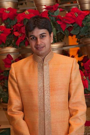 Parthiv -Neha: at JW Mariott