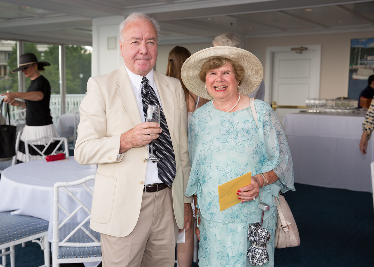 5D3_2411 George Butler and Gillian Hall