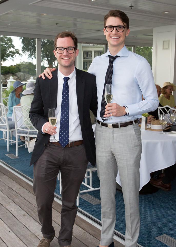 5D3_2452 James H B  Morton III and Adam C  Morrow
