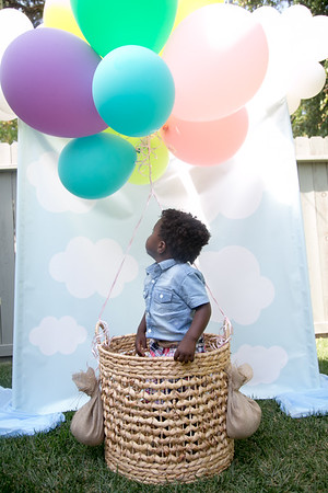 Eniye's First Birthday-18