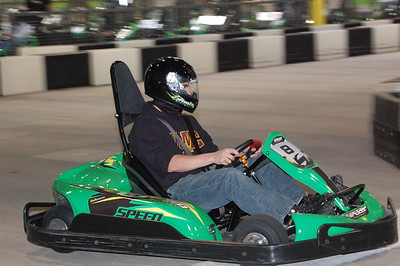 Racing around the track at Speed Raceway,  http://SpeedRaceway.com  DSC_9622