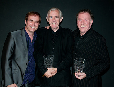 Marc Roberts, Shay Healy, Paul Harrington