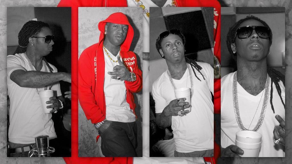 Lil Wayne And Bird Man Aka Baby @ Club Motions