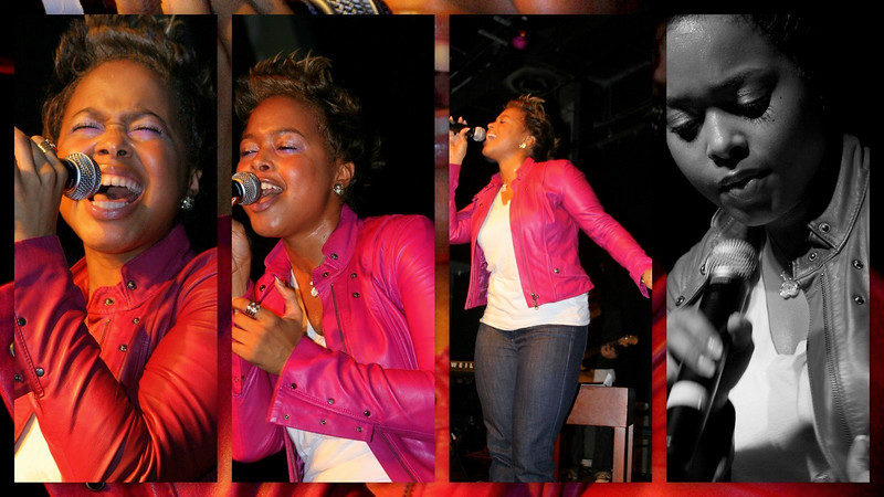 Christelle Michelle Performing Live @ Club Sugar Hill