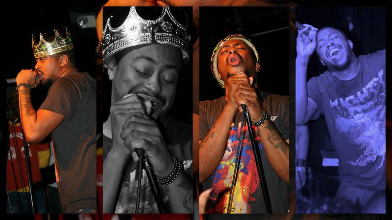 Raheem DeVaughn Performing Live @ Club Sugar Hill