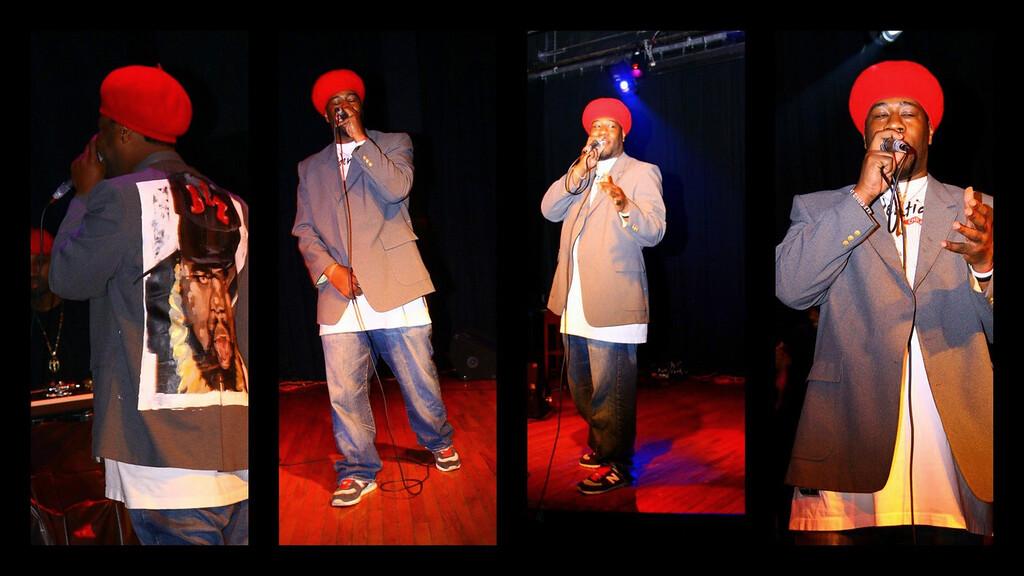 Dres tha beat nik performing Live@ Club Sugar Hill!