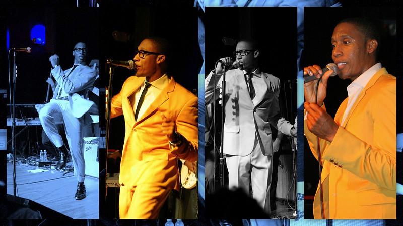 Raphael Siddiq Performing Live @ Club Sugar Hill