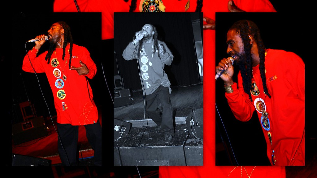 Malachi Performing Live @ Club Sugar Hill