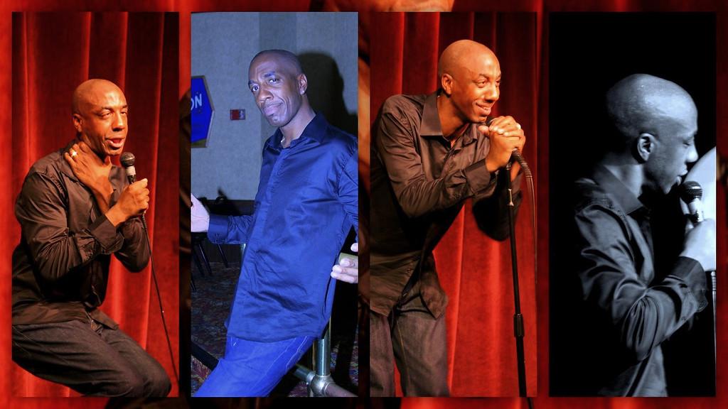 JB Smooth Performing Live@ the FunnyFarm Comedy Club!