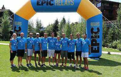Epic Relay - Cache to Teton