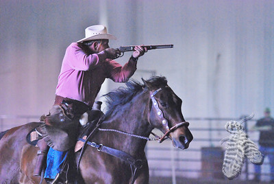 Cowboy Mounted Shooting- Crookston, MN April 14, 2012