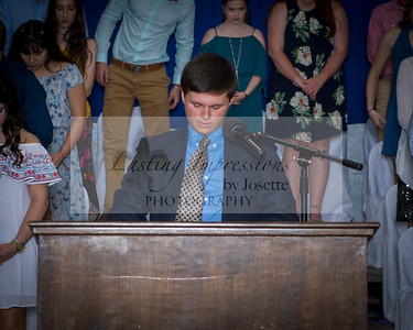 Erath High School Ring Ceremony 2017