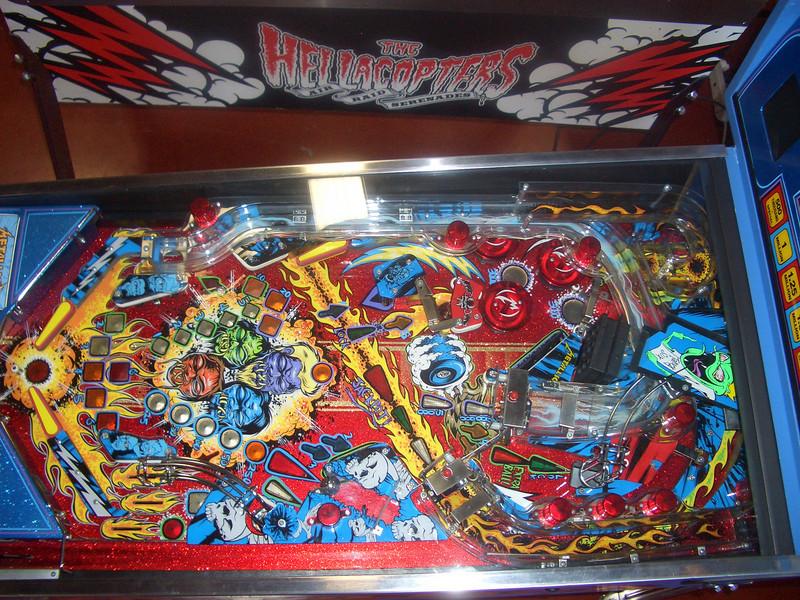 Metallica playfield