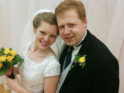 Erika and Dan