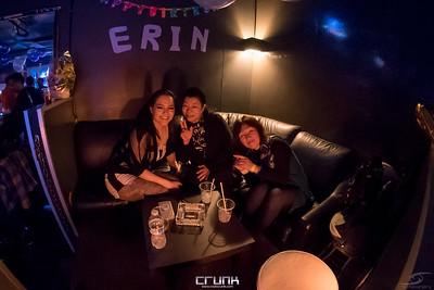 Erin's Birthday at Crunk