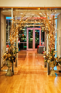 EY 2015 Christmas Party @ The Mint Museum Uptown 12-12-15 by Jon Strayhorn