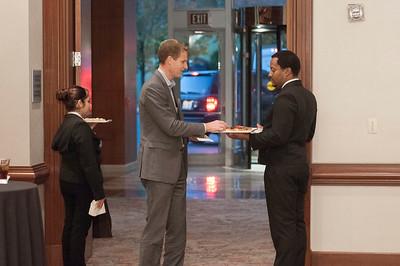EY Alumni Reception @ The Westin 12-8-15