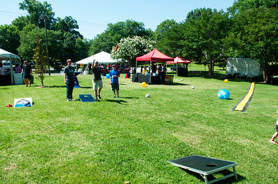 EY In The Park 2016 @ Independence Park 6-10-16 by Jon Strayhorn
