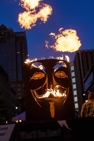 Guy Fawkes Night 2012