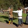 Archery at Escondido Renaissance Faire