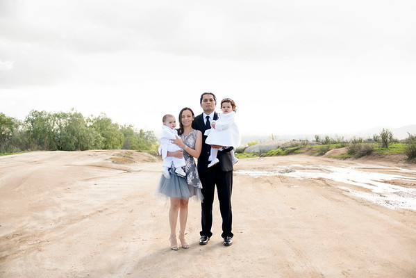 Estrada Baptism