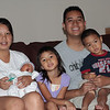 The Maranan Family (Rita, Ethan, Kailyn, Carlo, and Sean)
