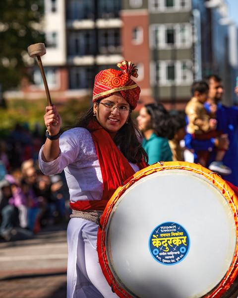 Ethinc Expo Parade Ocotber 12 2019. Photo by Tony Vasquez
