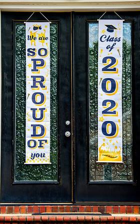 Eugene Reynolds Graduation Drive Through 6-13-2020 by Jon Strayhorn