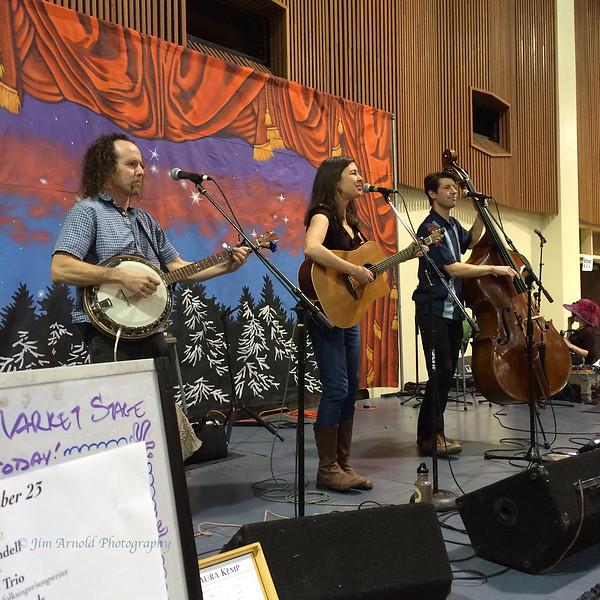 Laura Kemp Trio - Eugene Holiday Market